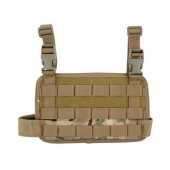 8FIELDS MODULAR PADDED DROP LEG PANEL - MULTICAM