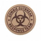PITCHFORK SYSTEMS ZOMBIE OUTBREAK PATCH - TAN