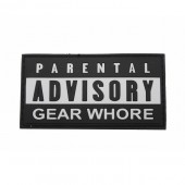 PITCHFORK SYSTEMS GEAR WHORE PATCH - SWAT