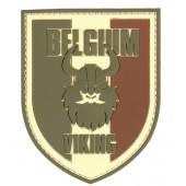 """ACM PATCH 3D PVC """"BELGIUM VIKING"""""""