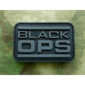 JTG BLACKOPS PATCH 3D RUBBER