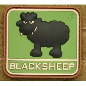 JTG BLACKSHEEP PATCH MULTICAM 3D RUBBER