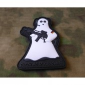JTG CMIYC GHOST SNIPER PATCH 3D RUBBER