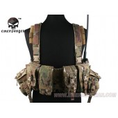 EMERSON CHEST RIG LBT 1961A-R MULTICAM