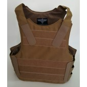INVADER GEAR COLETE PECA BODY ARMOR COYOTE
