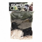 FOSCO SNIPER STRINGS WOODLAND