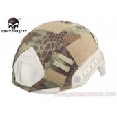 EMERSON TACTICAL HELMET COVER MANDRAKE