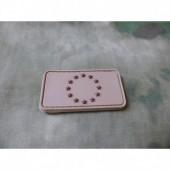 JTG EU FLAG PATCH DESERT 3D RUBBER