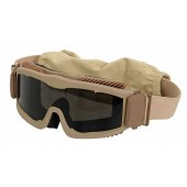 ACM GOGGLES RAZOR TYPE - COYOTE