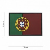 PATCH 3D PVC PORTUGAL