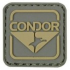 CONDOR PATCH PVC GREEN/ BROWN