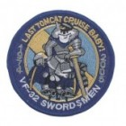 "Patch ""VF-32 SWORDSMAN"" C"
