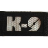 PATCH IR CALLSIGN K-9