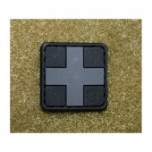 JTG - REDCROSS MEDIC PATCH 25MM BLACKOPS 3D RUBBER