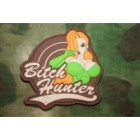 JTG BITCHHUNTER PATCH MULTICAM 3D RUBBER