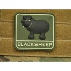 JTG BLACKSHEEP FOREST PATCH 3D RUBBER