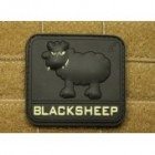 JTG BLACKSHEEP GID(glow in the dark) PATCH 3D RUBBER