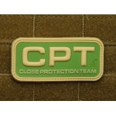 JTG - CPT - CLOSE PROTECTION TEAM MULTICAM PATCH 3D RUBBER
