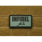 JTG INFIDEL FOLIAGE PATCH 3D RUBBER