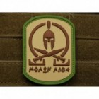 JTG MOLON LABE SPARTAN PATCH MULTICAM 3D RUBBER