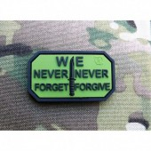 JTG WE NEVER PATCH FOREST 3D RUBBER