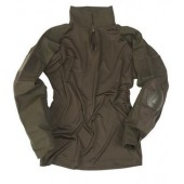 COMBAT SHIRT 'WARRIOR' OLIVE