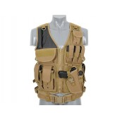 8FIELDS TACTICAL VEST COYOTE