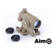 AIM-O RED DOT T1 QD MOUNT DESERT