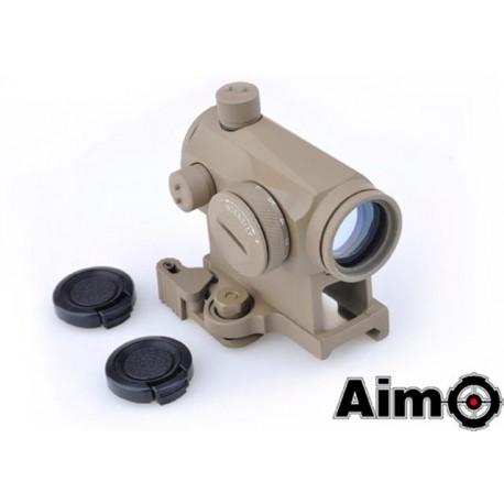 AIM-O RED DOT T1 QD MOUNT DESERT