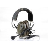 Z-TACTICAL SOUND-TRAP HEADSET MILITARY VERSION