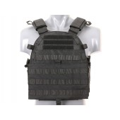 8FIELDS ULTIMATE OPERATOR PLATE CARRIER W/ DUMMY SAPI PLATES - BLACK