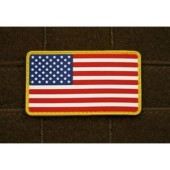 JTG - US FLAG PATCH FULLCOLOR / 3D RUBBER
