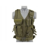 8FIELDS LAW ENFORCEMENT TACTICAL VEST V.2 - OLIVE