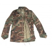 MILTEC US STYLE W/L M65 FIELD JACKET WITH LINER WOODLAND