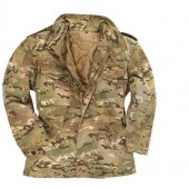 MILTEC US MULTITARN M65 FIELD JACKET WITH LINERMULTICAM