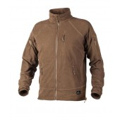 HELIKON-TEX ALPHA TACTICAL JACKET COYOTE
