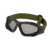 CS STEEL MESH GOOGLE MOD.2 BLACK
