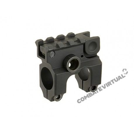 BiG DRAGON FLIP-UP FRONT SIGHT AND GAS BLOCK FOR M4/AR15/M16