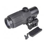 AIM-O ET STYLE G33 MAGNIFIER 3X BLACK