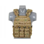 8FIELDS FIRST DEFENSE PLATE CARRIER MULTICAM