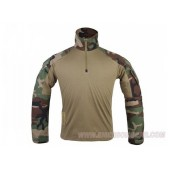 EMERSON G3 COMBAT SHIRT WOODLAND