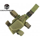 EMERSON UNIVERSAL TACTICAL HOLSTER OD RIGHT HANDED