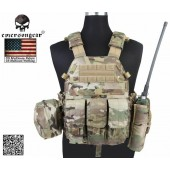 EMERSON LBT6094A PLATE CARRIER MULTICAM