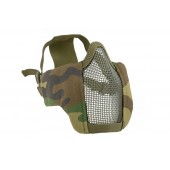 ACM PDW HALF FACE PROTECTIVE MESH MASK WOODLAND