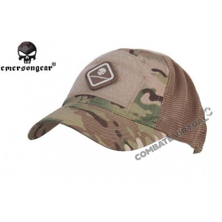 3fb076eefab EMERSON TCATICAL ASSAULTER CAP MULTICAM - Combate Virtual - Loja de Airsoft