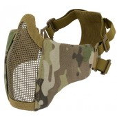 EMERSON PDW HALF FACE PROTECTIVE MESH MASK MULTICAM