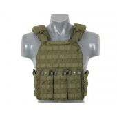8FIELDS FIRST DEFENSE PLATE CARRIER OD
