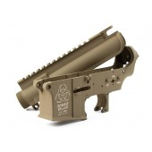DYTAC ZOMBIE KILLER M4 METAL RECEIVER DARK EARTH