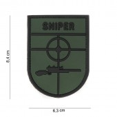 ACM PATCH 3D PVC SNIPER