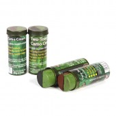 FOSCO CAMO FACE PAINT STICK BLACK/GREEN